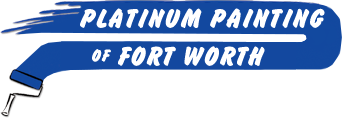 Platinum Painting of Fort Worth logo